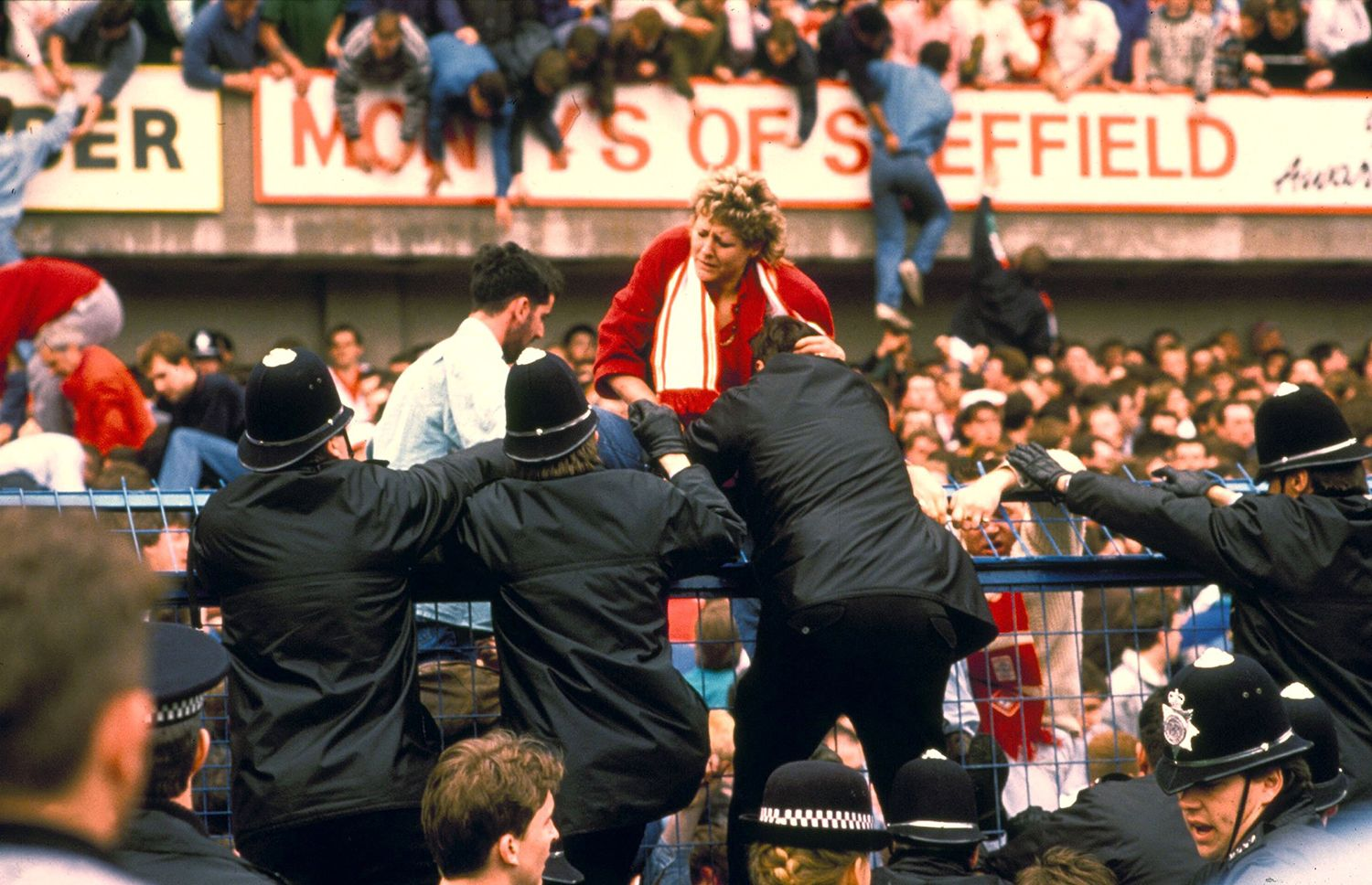 hillsborough disaster Today the crown prosecution service (cps) confirmed six people will be  charged over the hillsborough disaster they are.