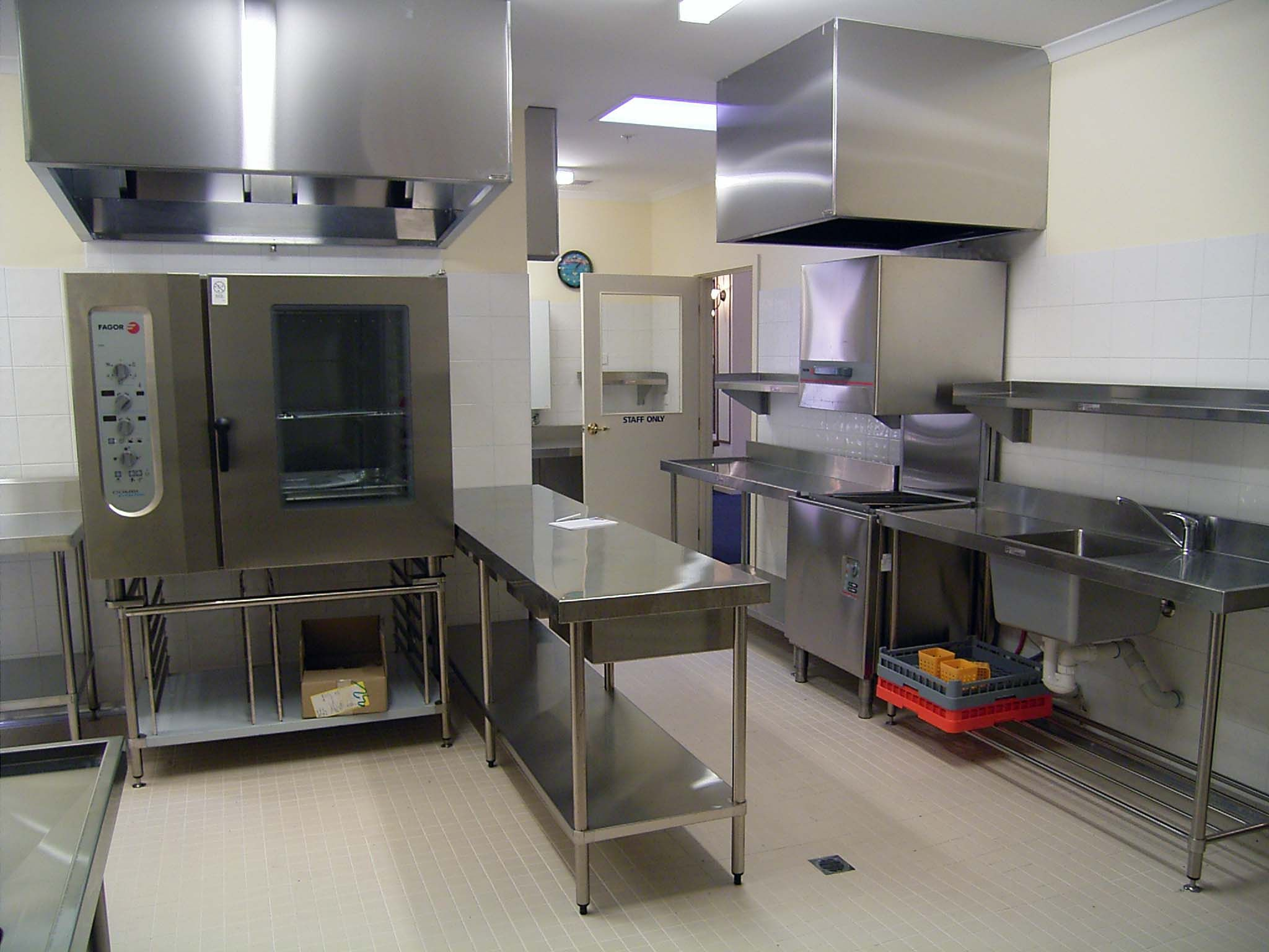 About mercial Kitchen Design Source Google What began