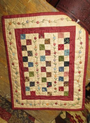 Kindred Quilts: A quick visit to the AQS Show in Des Moines...