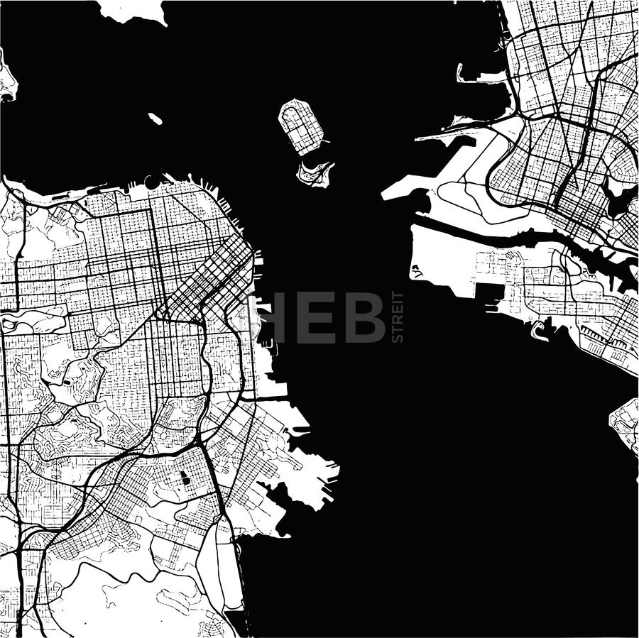 Download from 099 San Francisco USA Monochrome