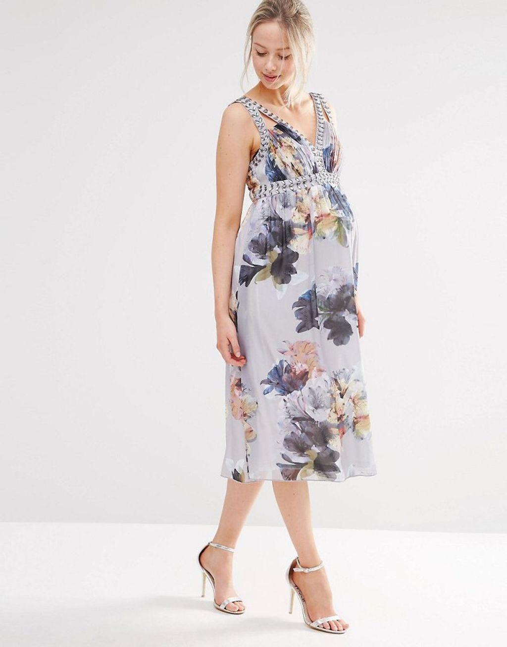 Wedding guest dress ideas   Beautiful Maternity Dress Ideas For Wedding Guest  Dresses