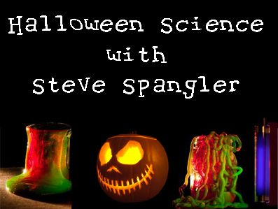 Host a Halloween Science Party With Steve Spangler Science