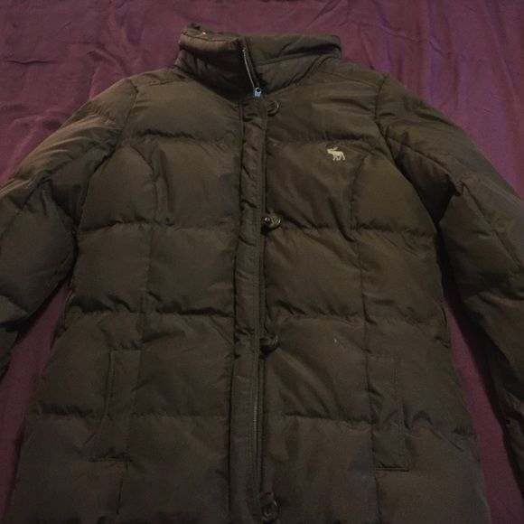 Abercrombie & Fitch Winter Coat Large Abercrombie & Fitch coat Abercrombie & Fitch Jackets & Coats Puffers