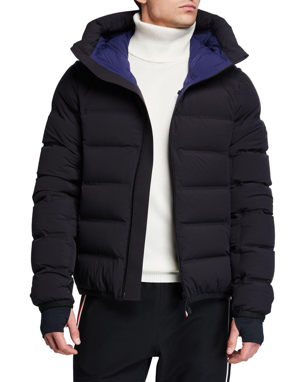 Moncler Men S Lagorai Hooded Puffer Jacket Neiman Marcus Jackets Puffer Jackets Men S Coats Jackets [ 1500 x 1200 Pixel ]
