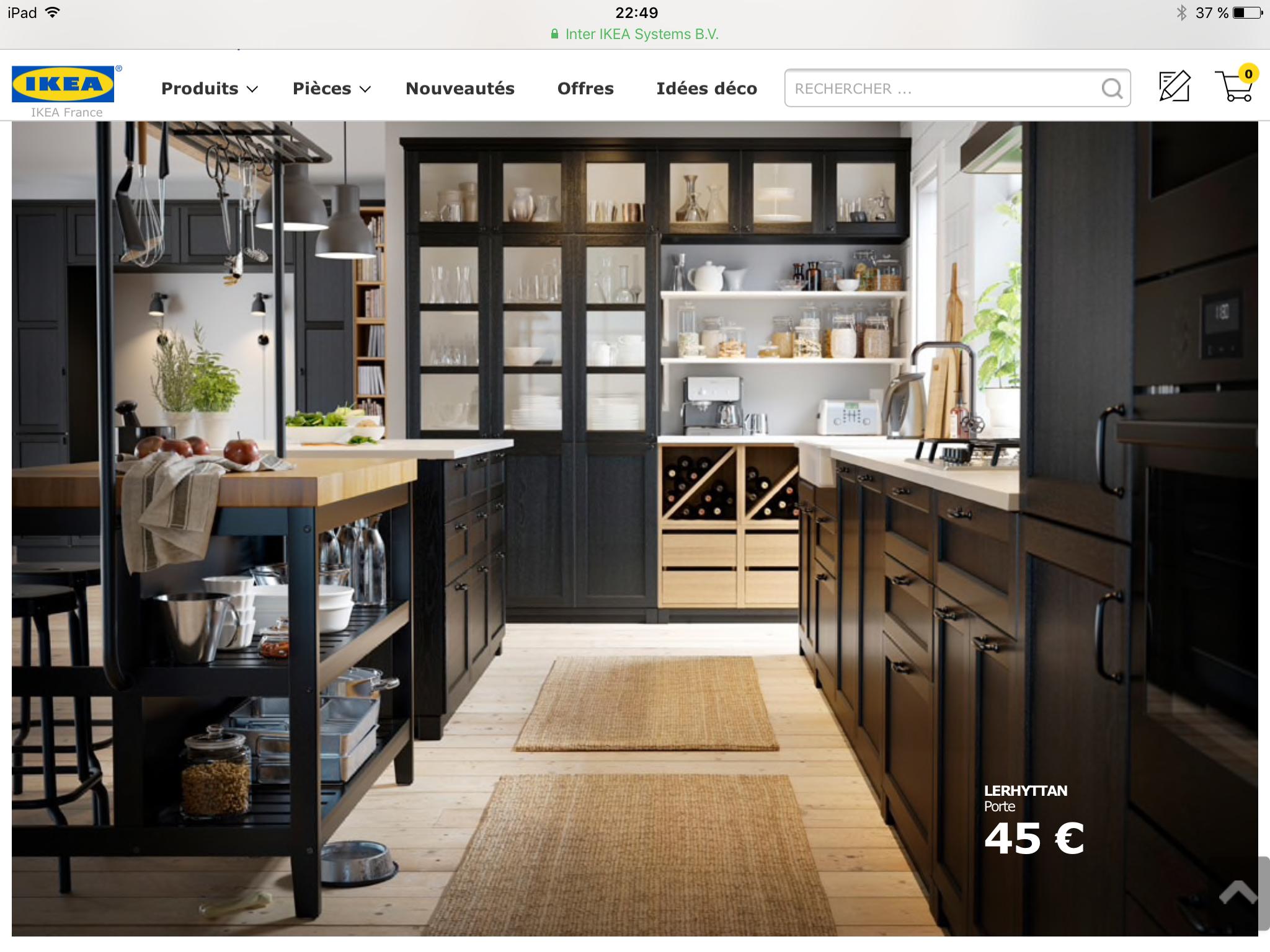 épinglé Par Hema Sur H Cuisine Ikea Cuisine Studio Et