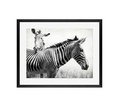 Zebras by Lupen Grainne, 20 x 16\