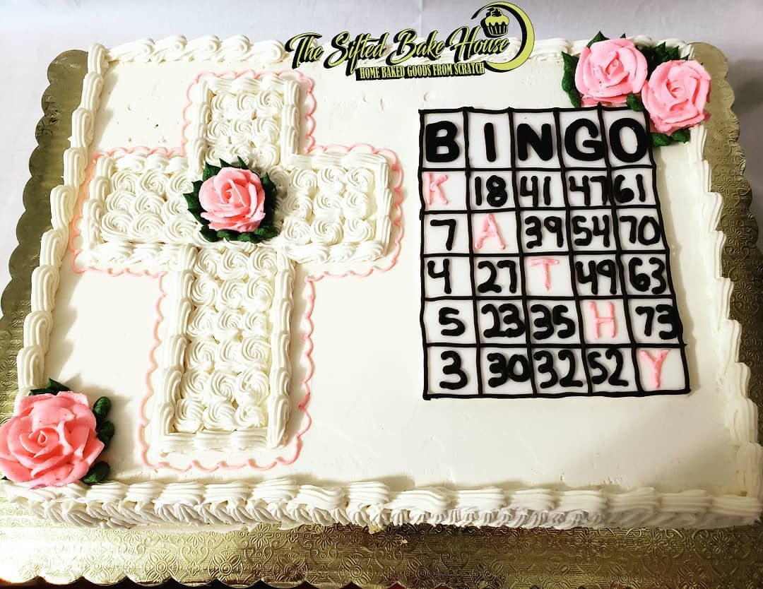 ✝️ In memory of Kathy ✝️   #cake  🎂   #cakecakecake     #cake     #cakedecorating     #instacake     #decoratedcake     #instalike     #love     #eeeeeats     #foodart     #food     #loveu     #cross     #picoftheday