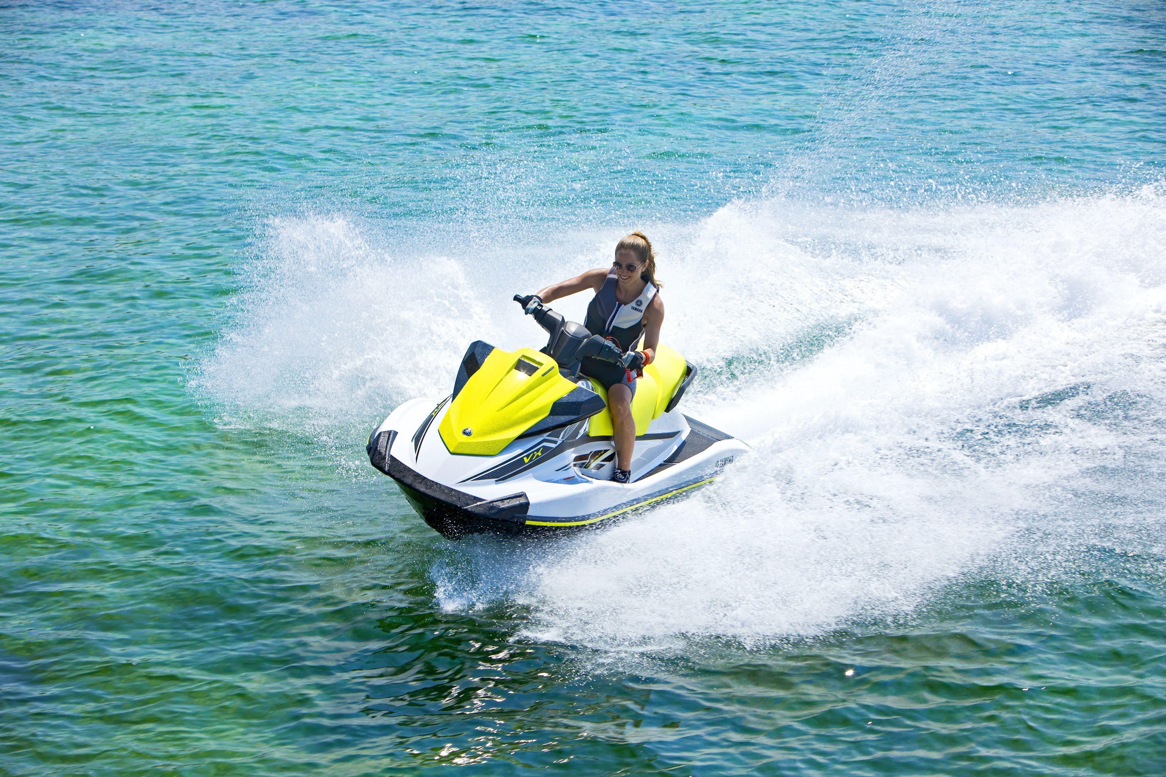 2020 Yamaha Vx Jetdrift Sailboat Rental Jet Ski Yamaha Jetski