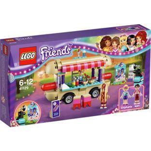 Buy Lego Friends Amusement Park Hot Dog Van 41129 At Argoscouk