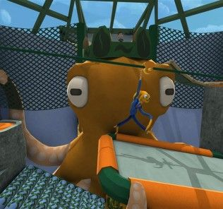 Octodad: Dadliest Catch out now on Xbox One