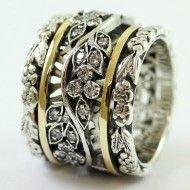 boutique outlet calitate superioară angro Bijuterii argint lucrate manual in Israel- Regal Gold | Gold, Rose ...