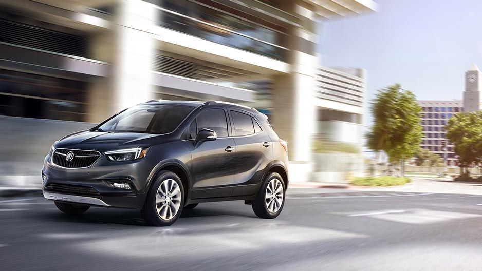 General Motors Started A New Massive Recall Buick Crossover Suv