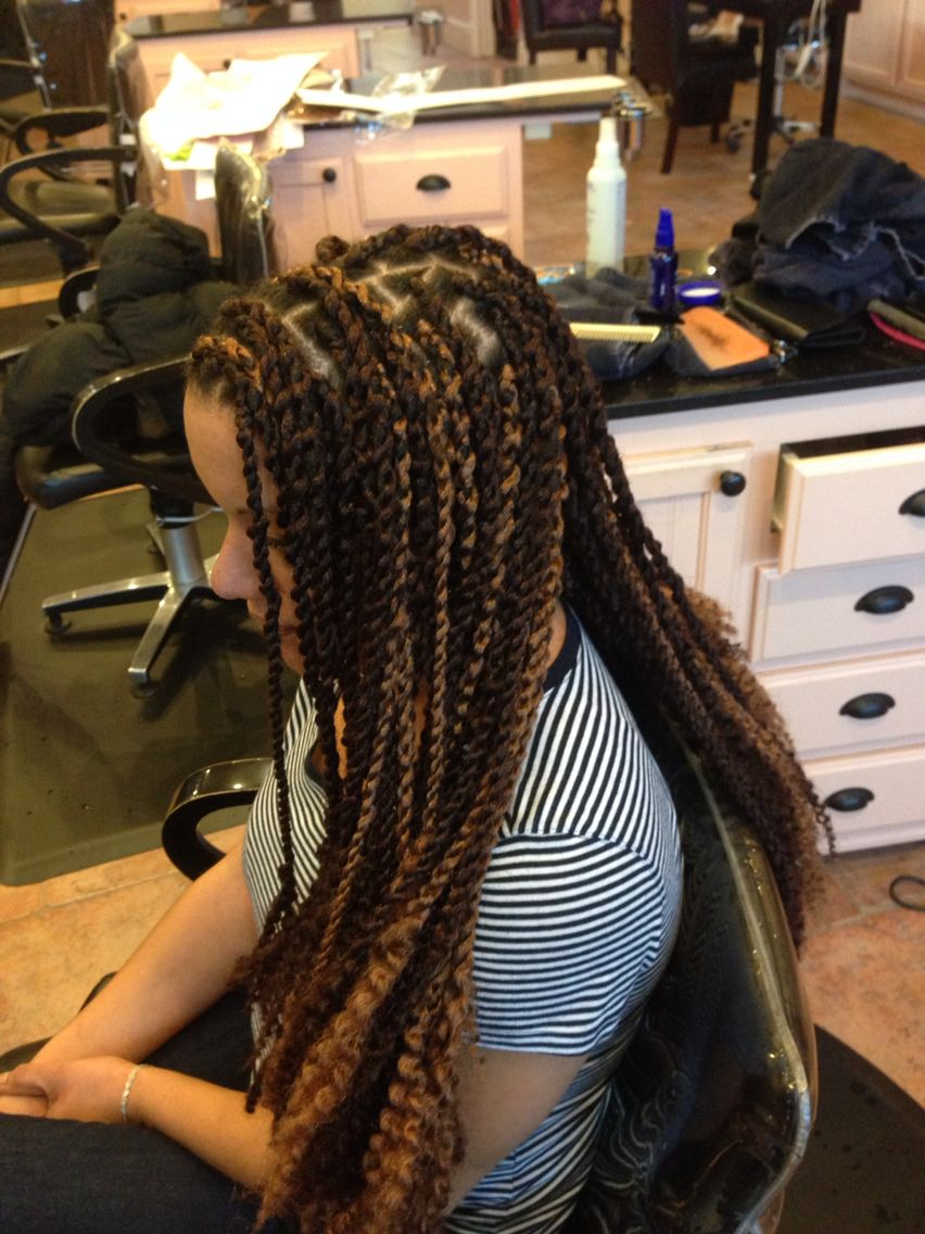 50+ African twist hairstyles with extensions ideas