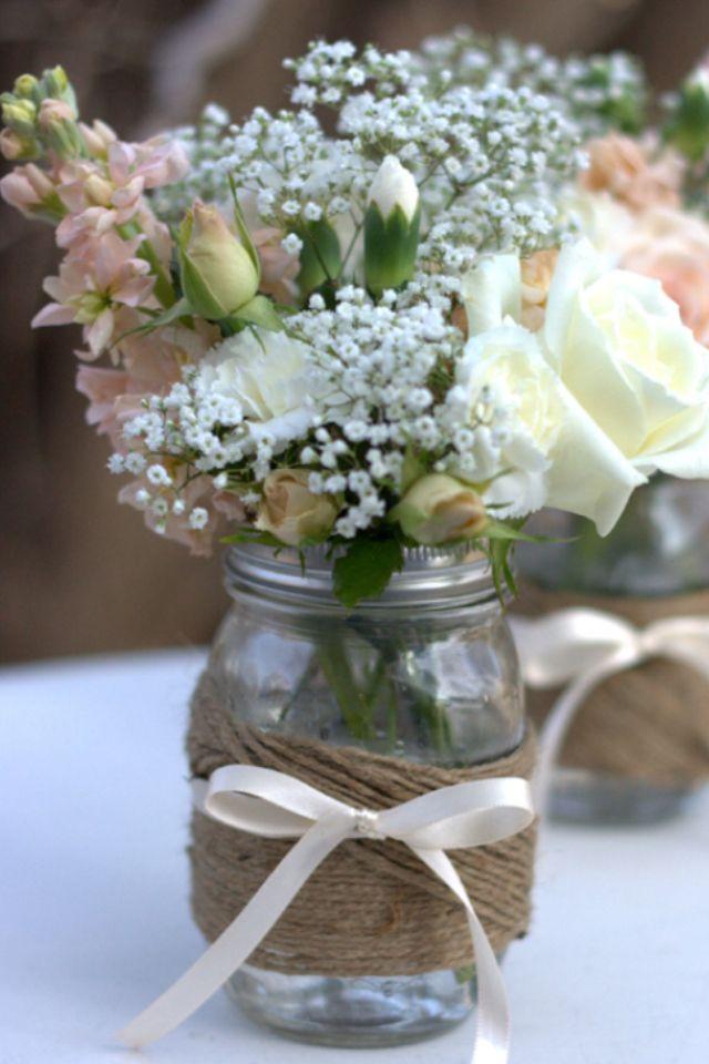 Homemade Flowers Bodas Pinterest Casamento