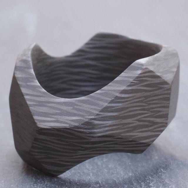 Dark Matter Solid Carbon Fiber Ring Dark Matter Rings Are Milled