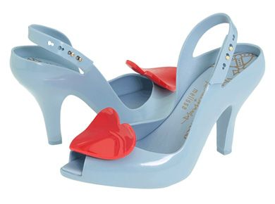 Melissa for Vivienne Westwood Lady Lady Lady Dragon Heart II Pumps ... 0b13a2