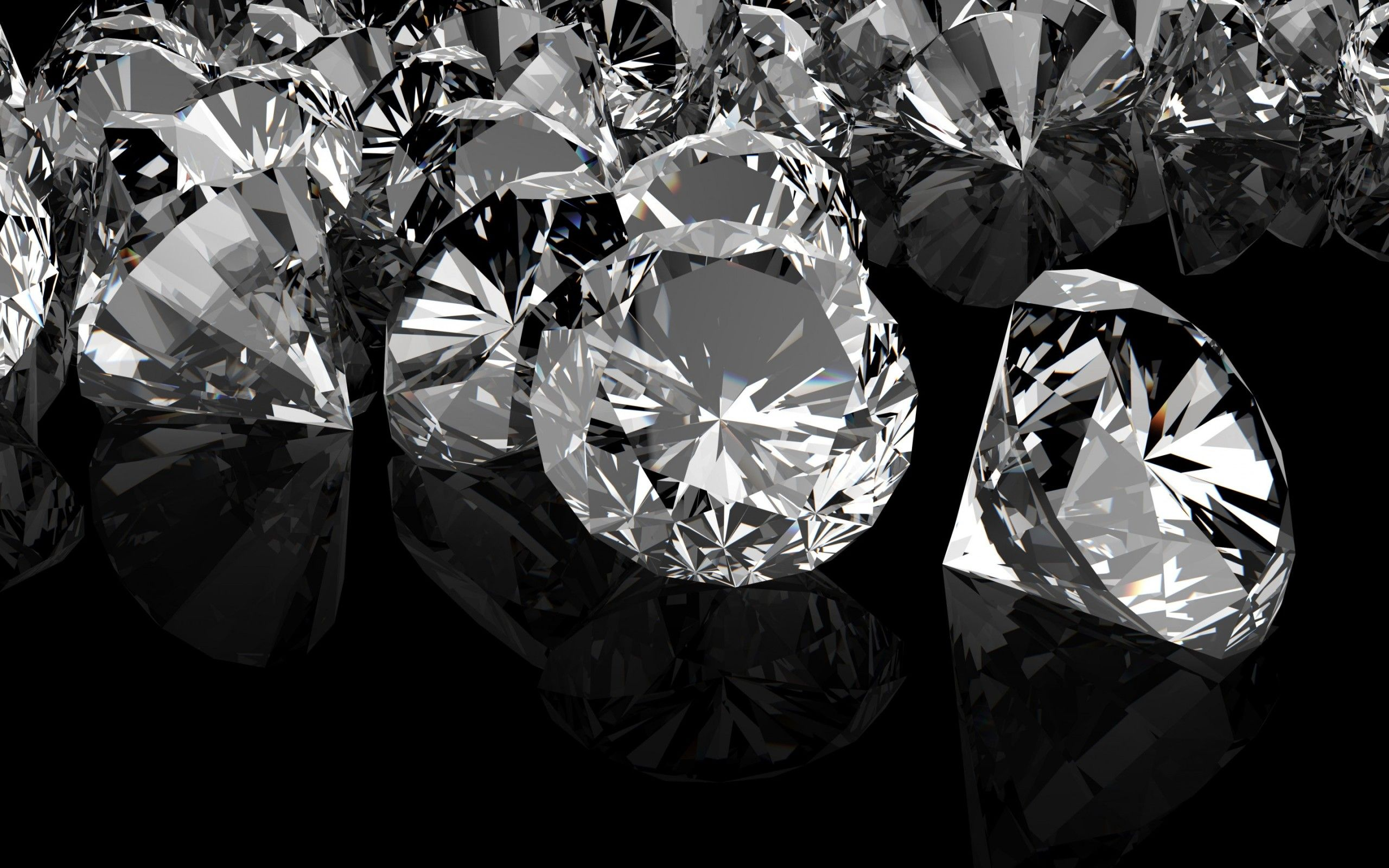 diamonds widescreen wallpaper wide wallpapers net real black