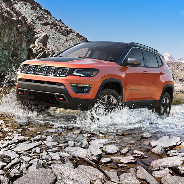 All New Jeep Compass Trailhawk Jeep Compass Jeep Suv Jeep