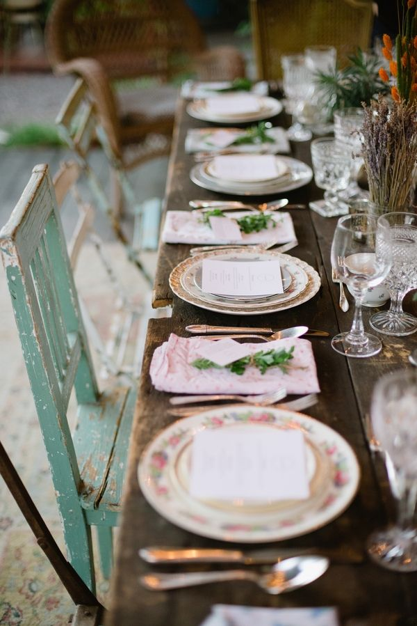 # Found  #  The Vintage Table Co  #  Brandi Welles Photographer