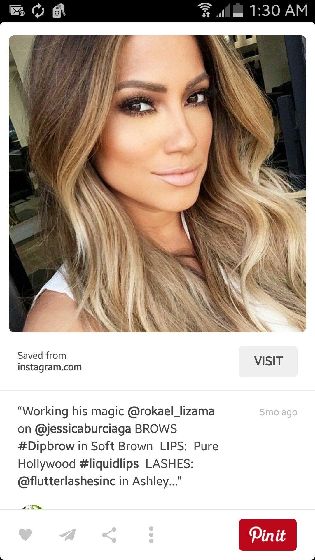 proof that brown eyes/pale skin/blonde hair works will