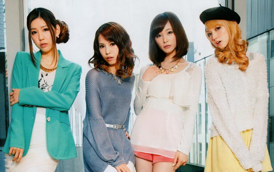 Scandal | SCANDAL (j-pop)!!! | Scandal japanese band