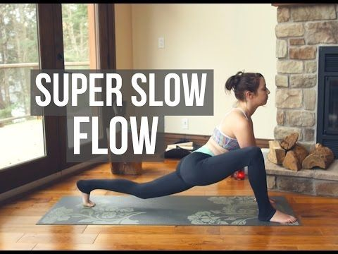 1 hour vinyasa flow for balance  stability  60 min yoga