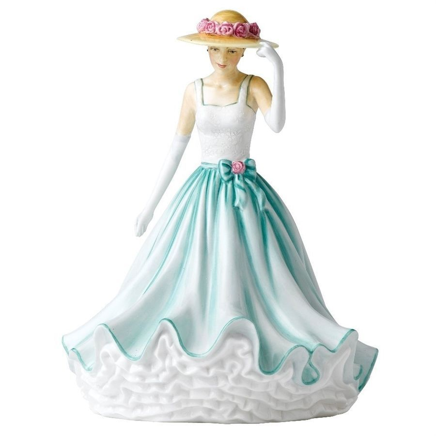 Royal Doulton Pretty Ladies Sarah Figurine DISCONTINUED | eBay