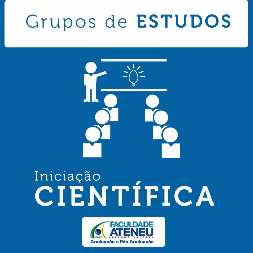#grupodeestudosateneu #participem #faculdadeateneu #criandovalores