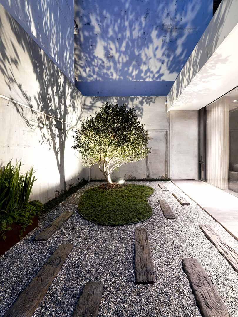 Japanese Style Garden 마당 디자인 정원 가꾸기 및 뒤뜰 조경 400 x 300