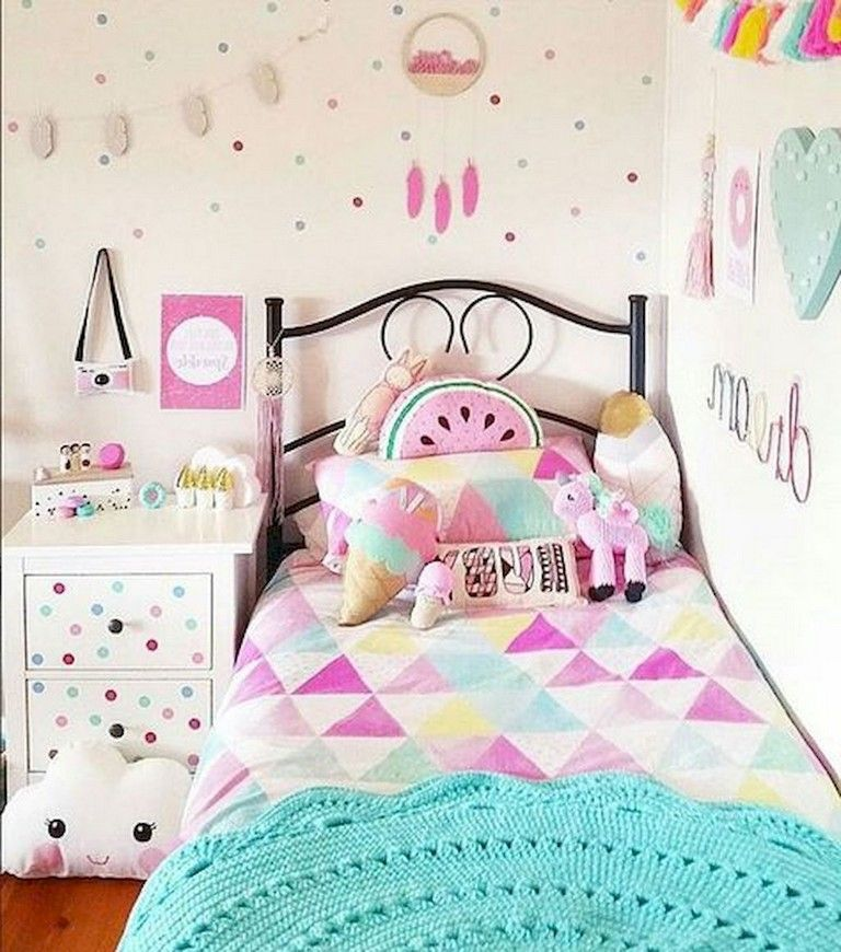 60 cute tween bedroom decorating ideas for girls page - Cute bedroom ideas for tweens ...