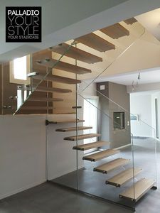 Staircases Without Risers   All Architecture And Design .