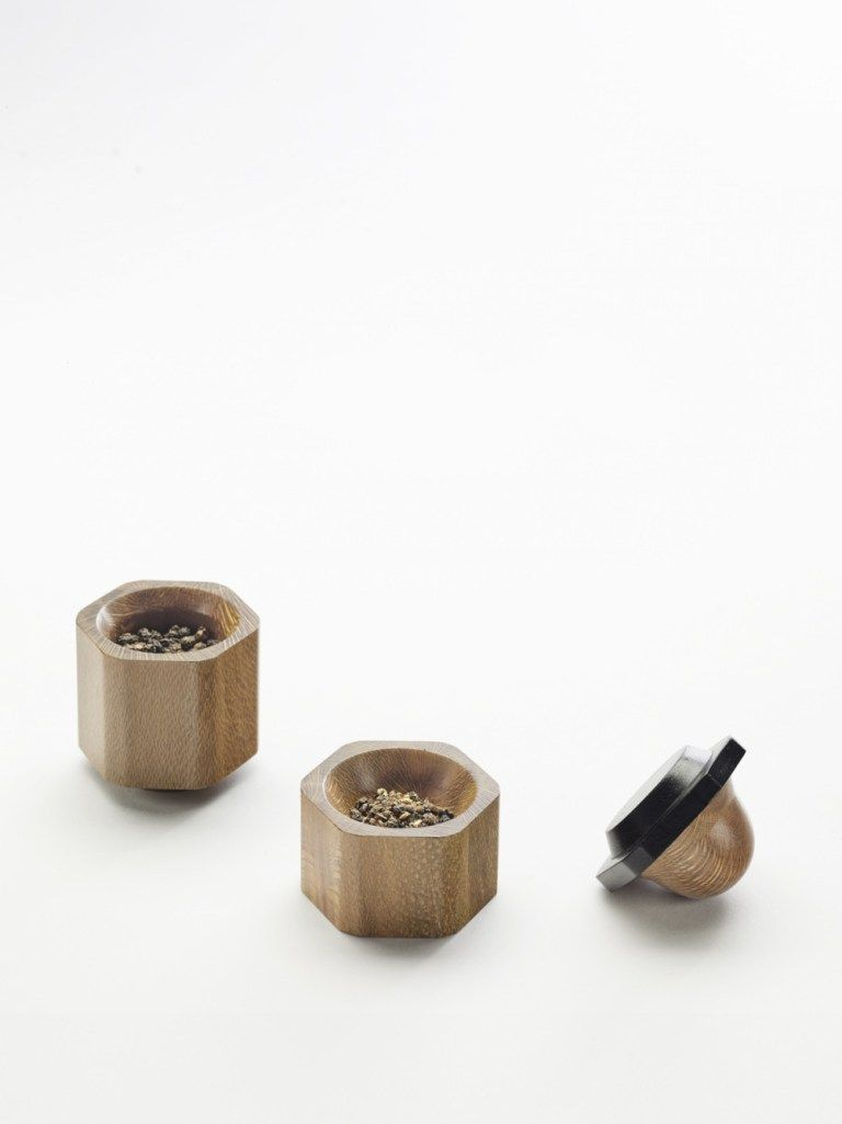 Object stories: Macadamia wood design by Quench -