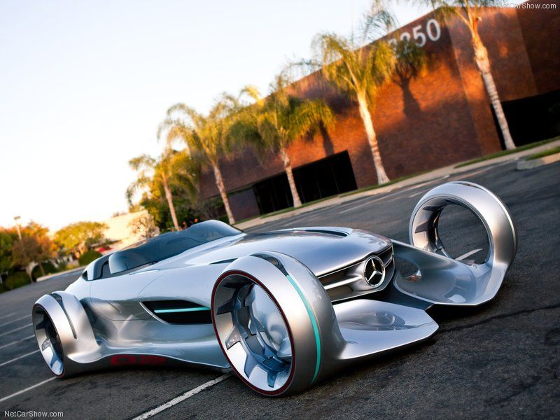 Mercedes Benz Silver Arrow Concept Futuristic Cars Super Cars Concept Cars