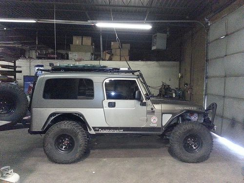 Loaded Roof Racks Page 2 Jeepforum Com Lj Unlimited