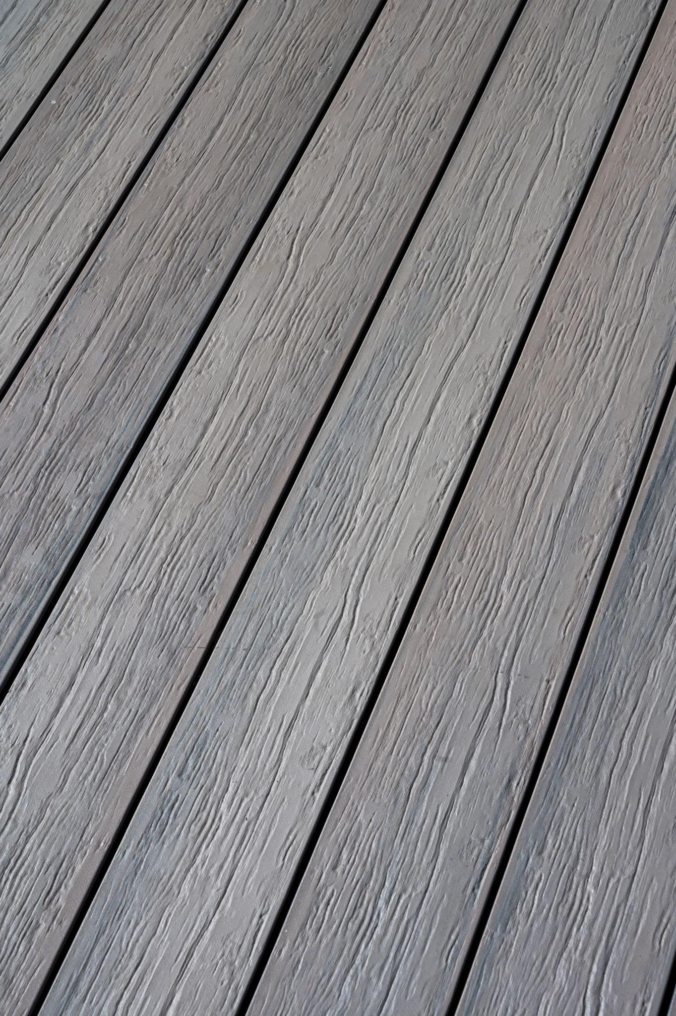 Wpc Bpc Terrassendiele Zweifarbig Massivprofil 20x140mm Co
