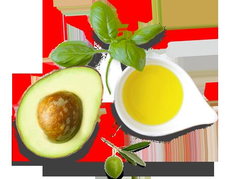 Avocado, Olive & Basil - Skin Revitalising Body Lotion