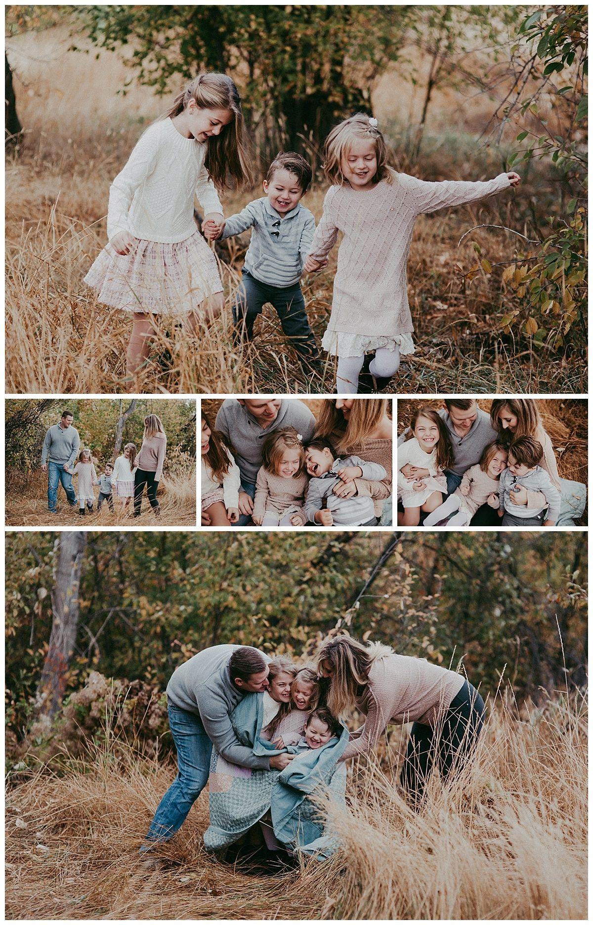 Family Photo outfit inspo Brina Debalinhard Photography