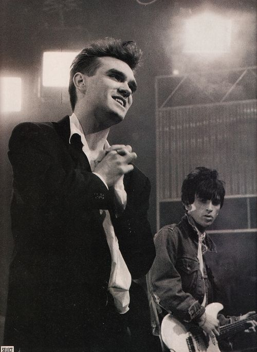 Morrissey <3