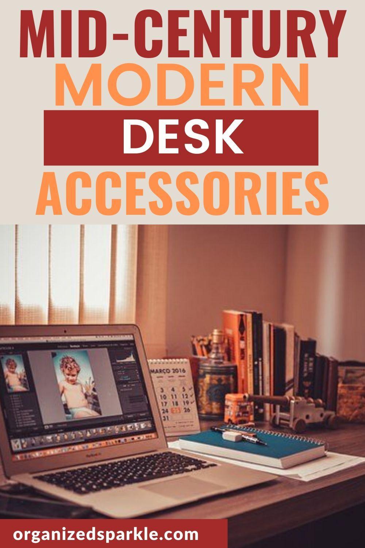 Best Mid-Century Modern Desk Accessories for 2020 in 2020 ...