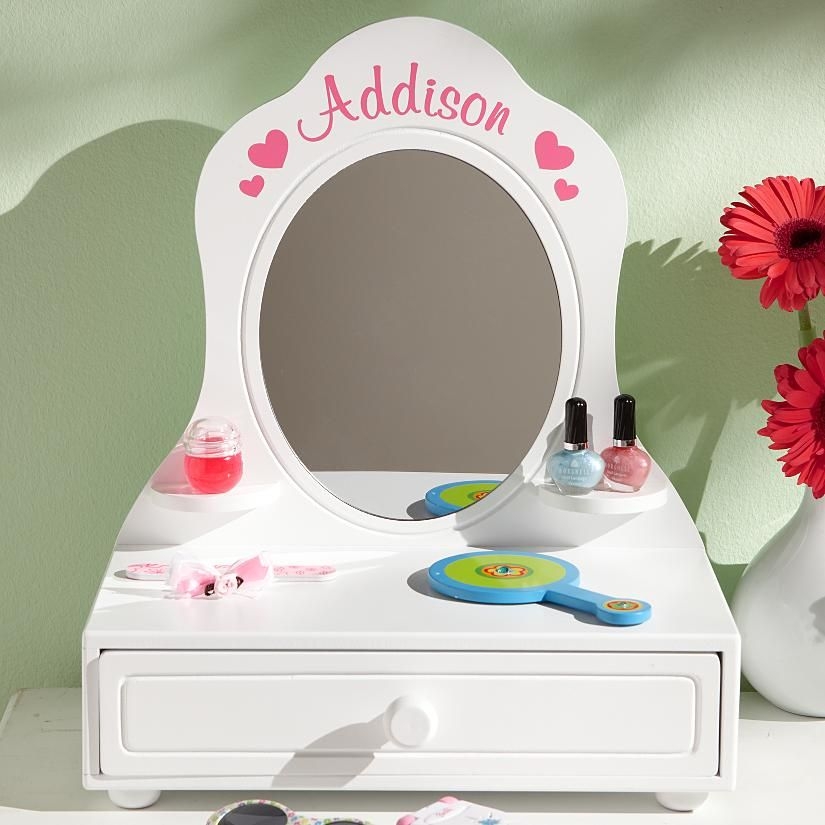 Kidkraft Lil Princess Vanity Mirror For The Kids Pinterest