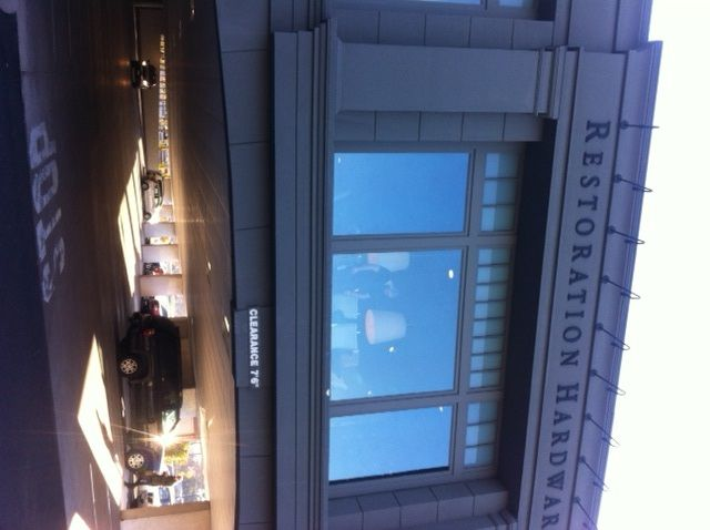 Restoration Hardware In Edina Mn Was Fitted With 3m S Prestige
