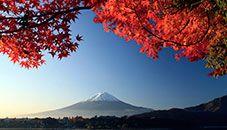 Desktop Themes Japan Landscape Japanese Nature Volcano Wallpaper