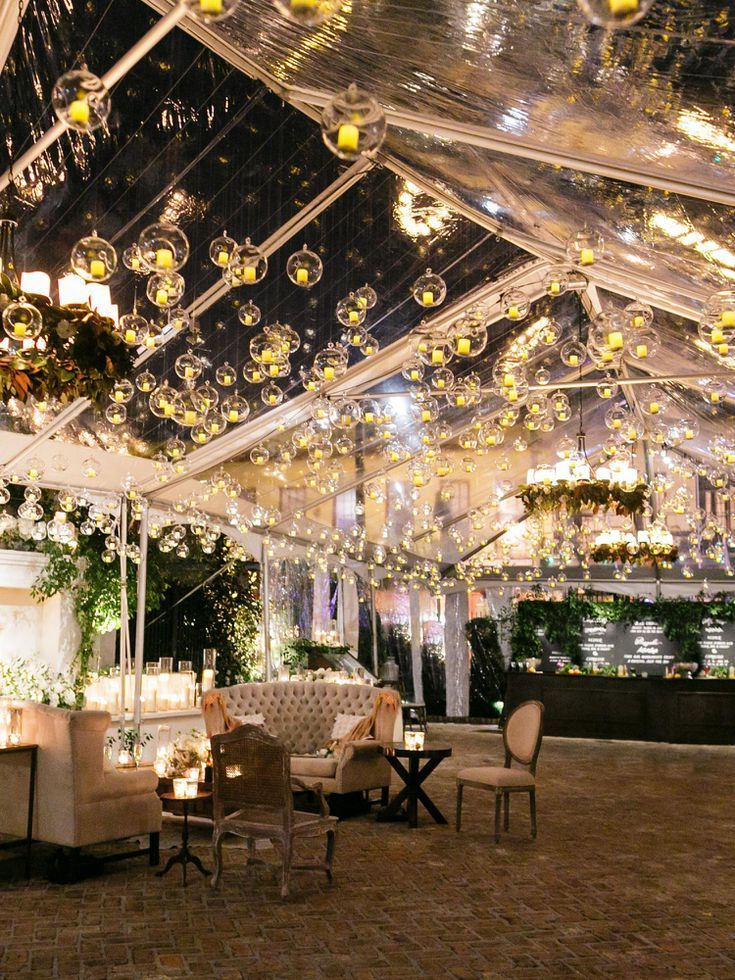Chic Winter Engagement Party Ideas