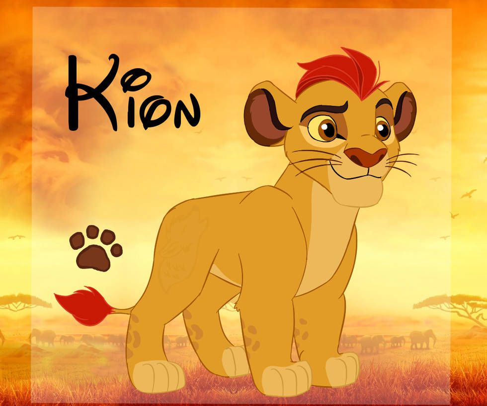 The Lion Guard Reference Sheet Kion By Rethza Lion King Art Lion King Fan Art Lion King Pictures