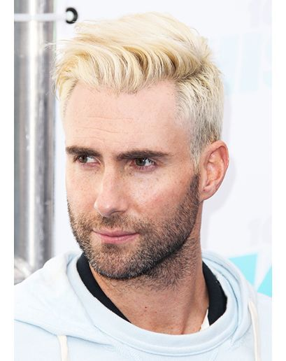 Top 9 Adam Levine Hairstyles That Will Suit All Men Blonde Guys