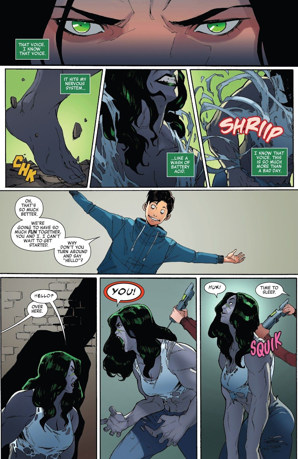 she hulk 2018 issue 159 read she hulk 2018 issue 159 comic