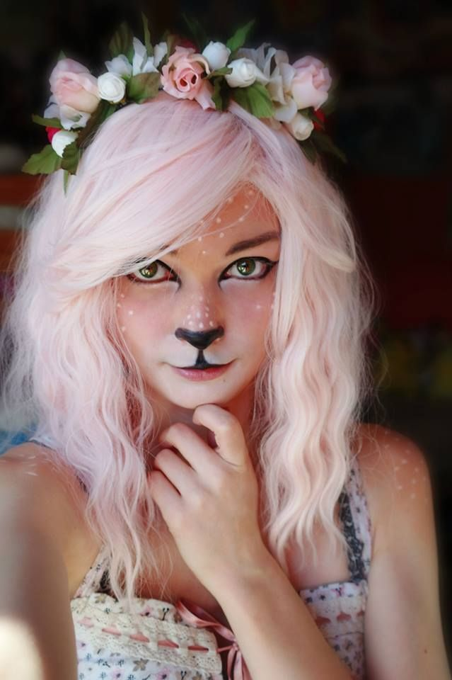 Beautiful faun cosplay and makeup , 9 Faun Cosplays