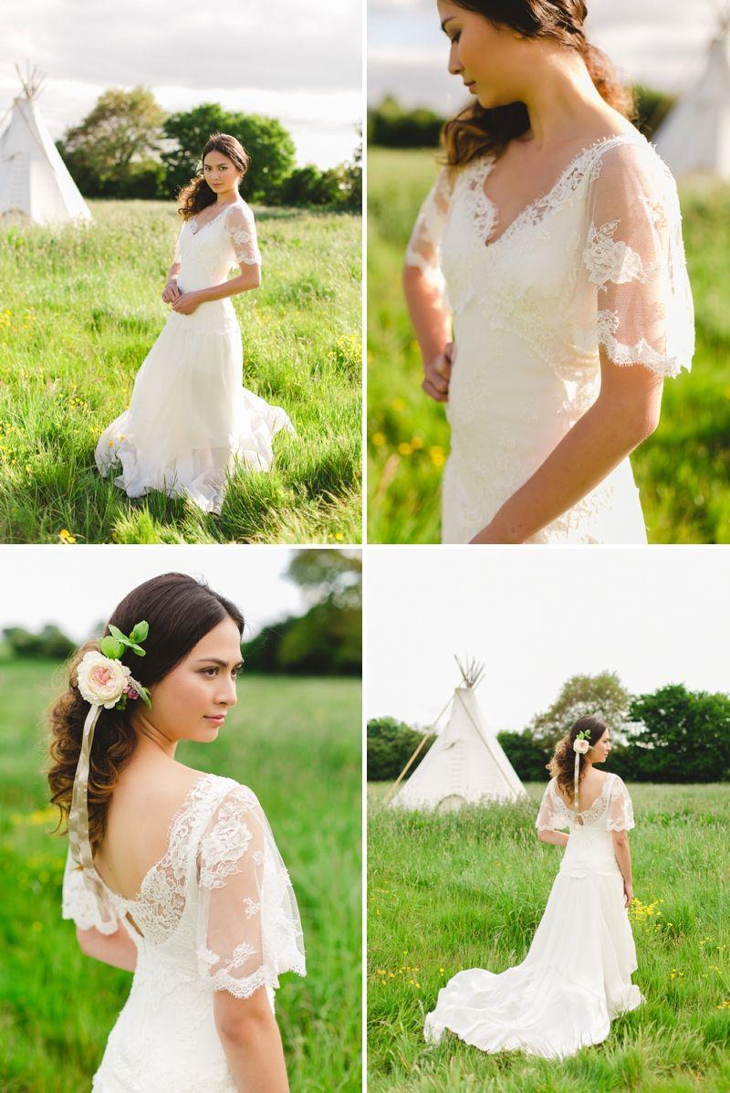 Dana Bolton Vintage Inspired Wedding Dress Collection | Bohemia ...