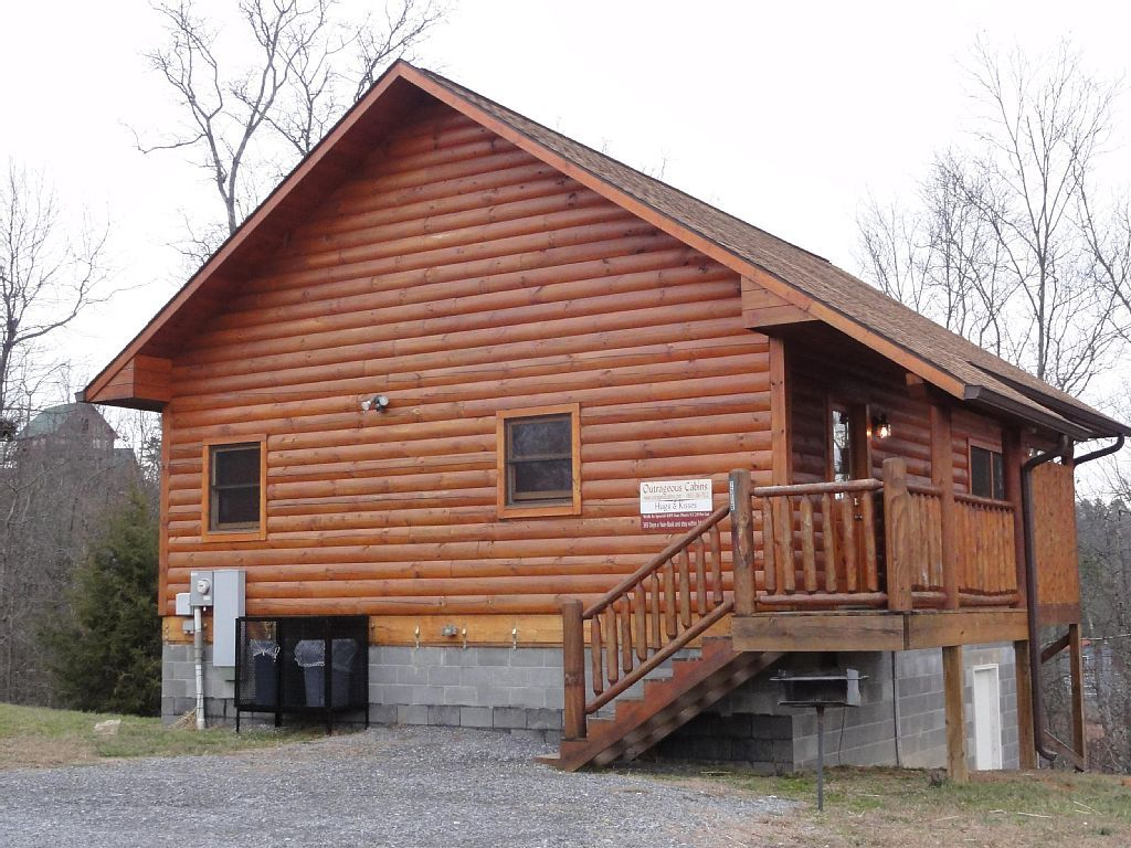 Cabin vacation rental in Sevierville, TN, USA from VRBO