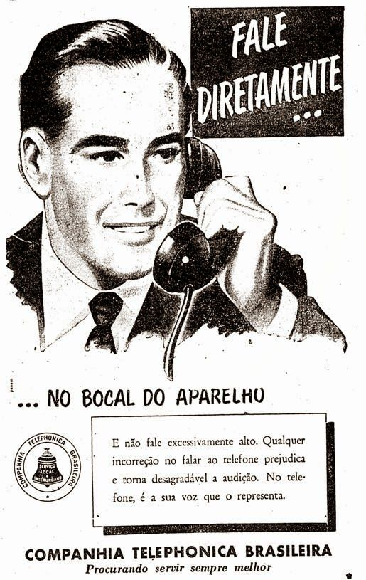 Companhia Telephonica Brasileira 1956